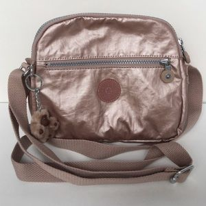 ✨NWOT✨ kipling rose gold purse
